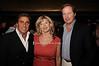 Arnie Rosenshein, Paola Rosenshein, Steve Benson<br /> photo by Rob Rich © 2010 robwayne1@aol.com 516-676-3939