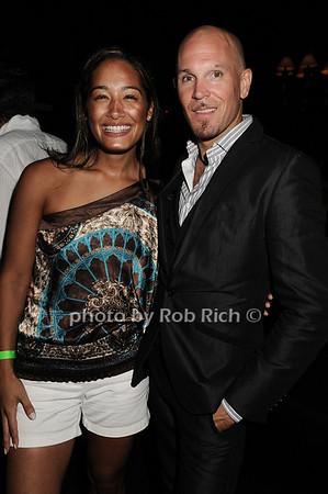 Crystal Rodriguez, Artin Bey Archer<br /> photo by Rob Rich © 2010 robwayne1@aol.com 516-676-3939