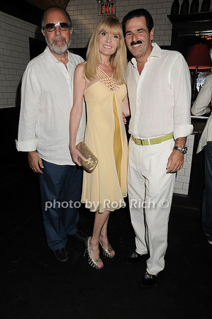 Bobby Zarin, Colleen Rein, Gary Rein<br /> photo by Rob Rich © 2010 robwayne1@aol.com 516-676-3939
