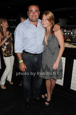 Ron Sylverstri, Melissa Iorio <br /> photo by Rob Rich © 2010 robwayne1@aol.com 516-676-3939