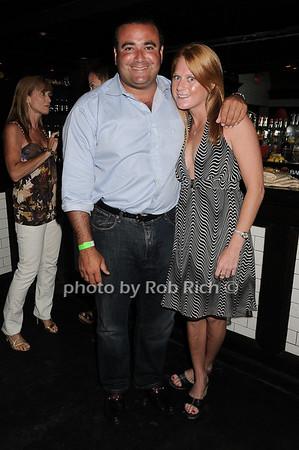 Ron Sylverstri, Melissa Iorio <br /> photo by Rob Rich © 2010 robwayne1@aol.com 516-676-3939