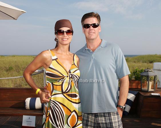 Becky Donahue, Jack Donahue<br /> photo by P.Maklary for Rob Rich © 2010 robwayne1@aol.com 516-676-3939