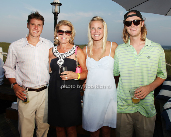 Matthew Austin, Ellen Fell, Liz Deering, Brian Austin