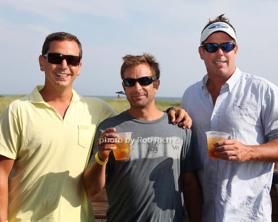 Chuck Casano, Ted Viola, Matt Walsh