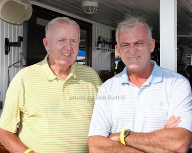 Jack Donahue, Ed O'brien