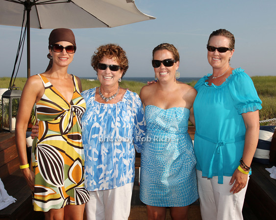 Becky Donahue, Mary Donahue, Mora Donahue, Colleen Mahon<br /> photo by P.Maklary for Rob Rich © 2010 robwayne1@aol.com 516-676-3939
