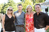 Debra Halpert, Gerry Logue, Libby Langdon, Keith Ohey<br /> photo by Rob Rich © 2010 robwayne1@aol.com 516-676-3939