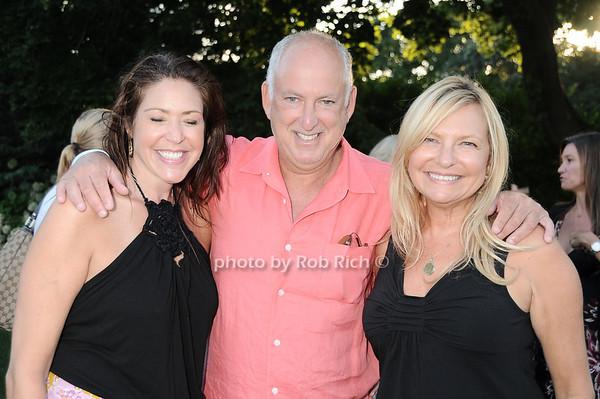 Jill Harnick, Bob Bodian, Debra Halpert<br /> photo by Rob Rich © 2010 robwayne1@aol.com 516-676-3939