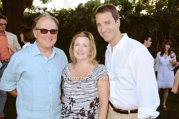 Tim McGuire, Libby McGuire, Jim Duggin<br /> photo by Rob Rich © 2010 robwayne1@aol.com 516-676-3939