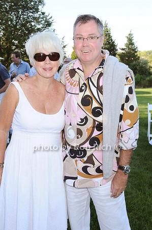 Barbara Cavanaugh, Tom Farley<br /> photo by Rob Rich © 2010 robwayne1@aol.com 516-676-3939