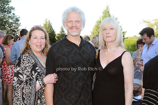 Susan Haynie, Curtiss Deforest, Susan Rockford<br /> photo by Rob Rich © 2010 robwayne1@aol.com 516-676-3939