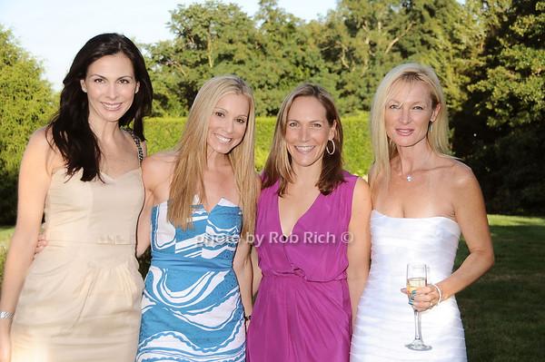 Nancy Faingar, Sandi Isaacs, Kit Greenberg, Cindy Motz<br /> photo by Rob Rich © 2010 robwayne1@aol.com 516-676-3939