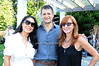Linda Ong, Gerry Logue, Nicole Miller<br /> photo by Rob Rich © 2010 robwayne1@aol.com 516-676-3939