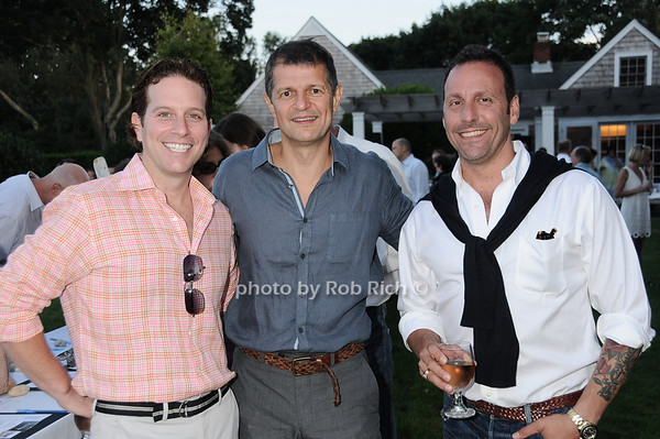 Eric Malley, Gerry Logue, Jack Bergamino <br /> photo by Rob Rich © 2010 robwayne1@aol.com 516-676-3939