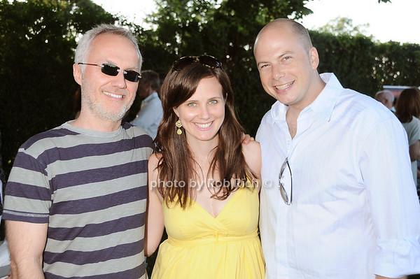 Andre Poulin, Adriana Monthue-Devaud, Pierre Devaud<br /> photo by Rob Rich © 2010 robwayne1@aol.com 516-676-3939