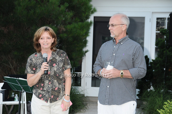 Elizabeth Jones, Wayne Jones<br /> photo by Rob Rich © 2010 robwayne1@aol.com 516-676-3939