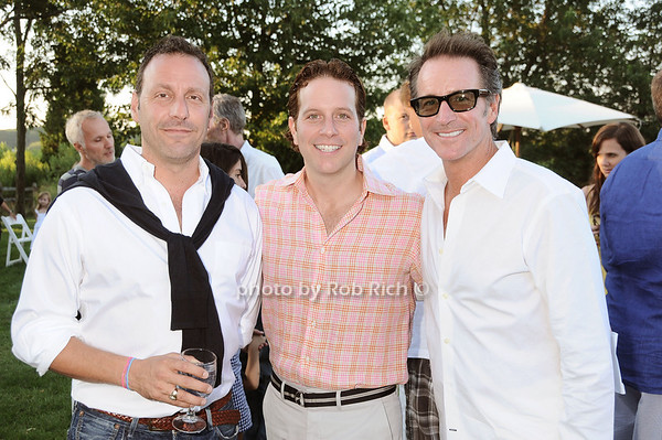 Jack Bergamino, Eric Malley, Kevin Maple<br /> photo by Rob Rich © 2010 robwayne1@aol.com 516-676-3939