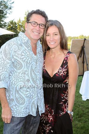 Peter Friedfeld, Janine Dascenzo<br /> photo by Rob Rich © 2010 robwayne1@aol.com 516-676-3939
