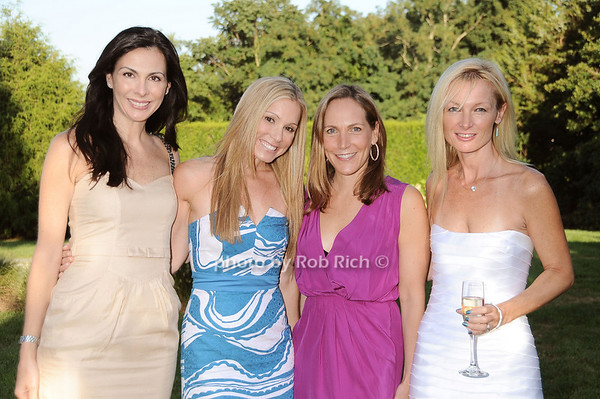 Nancy Faingar, Sandi Isaacs, Kit Greenberg, Cindy Motz<br /> photo by Rob Rich © 2010 robwayne1@aol.com 516-676-3939