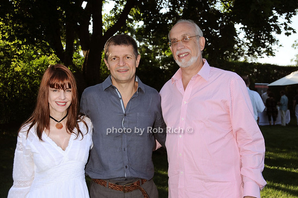 Lisa Paris, Gerry Logue, Steve Felscher<br /> photo by Rob Rich © 2010 robwayne1@aol.com 516-676-3939