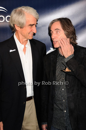 Sam Waterston, Jackson Browne photo by Rob Rich © 2010 robwayne1@aol.com 516-676-3939