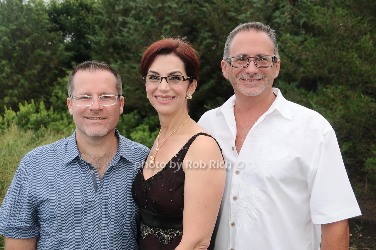 Michael Cuomo, Karen Robinson, Jeffrey Thompson photo by Rob Rich © 2010 robwayne1@aol.com 516-676-3939