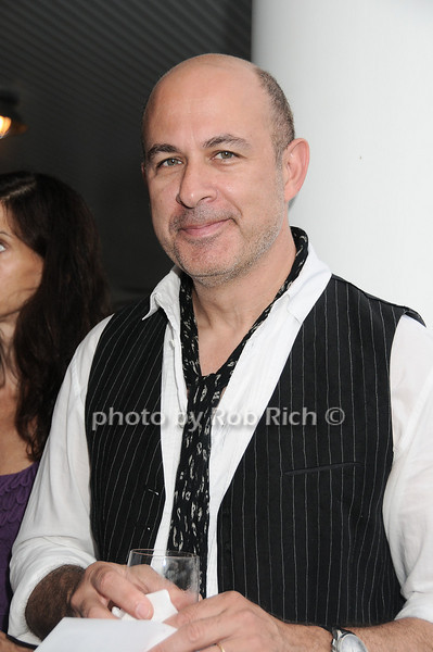 John Varvatos at the Oceana fundraiser in Watermill on July 10, 2010. photo by Rob Rich/SocietyAllure.com