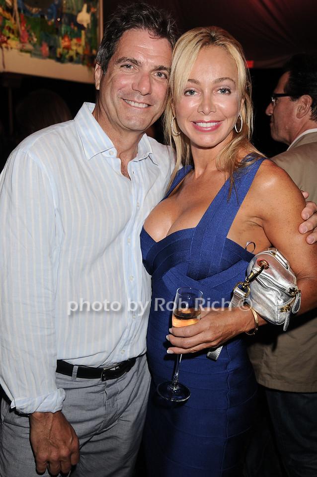 Mario Singer, Andrea Emmerich photo by Rob Rich © 2010 robwayne1@aol.com 516-676-3939