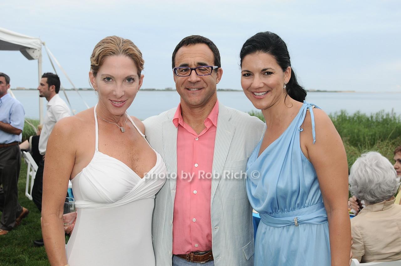 Brigette Adams, James Warren, Elisa Gaudet photo by Rob Rich © 2010 robwayne1@aol.com 516-676-3939