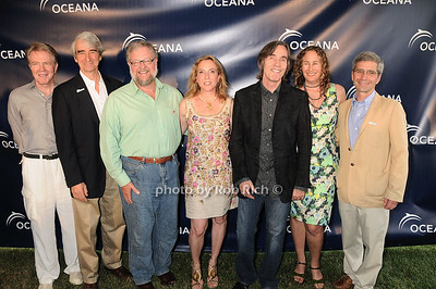 Keith Addis, Sam Waterston, Lois Robbins, David Rockefeller, Sue Cohn Rockefeller, Jackson Browne, Dianna Cohen, James Simon photo by Rob Rich © 2010 robwayne1@aol.com 516-676-3939