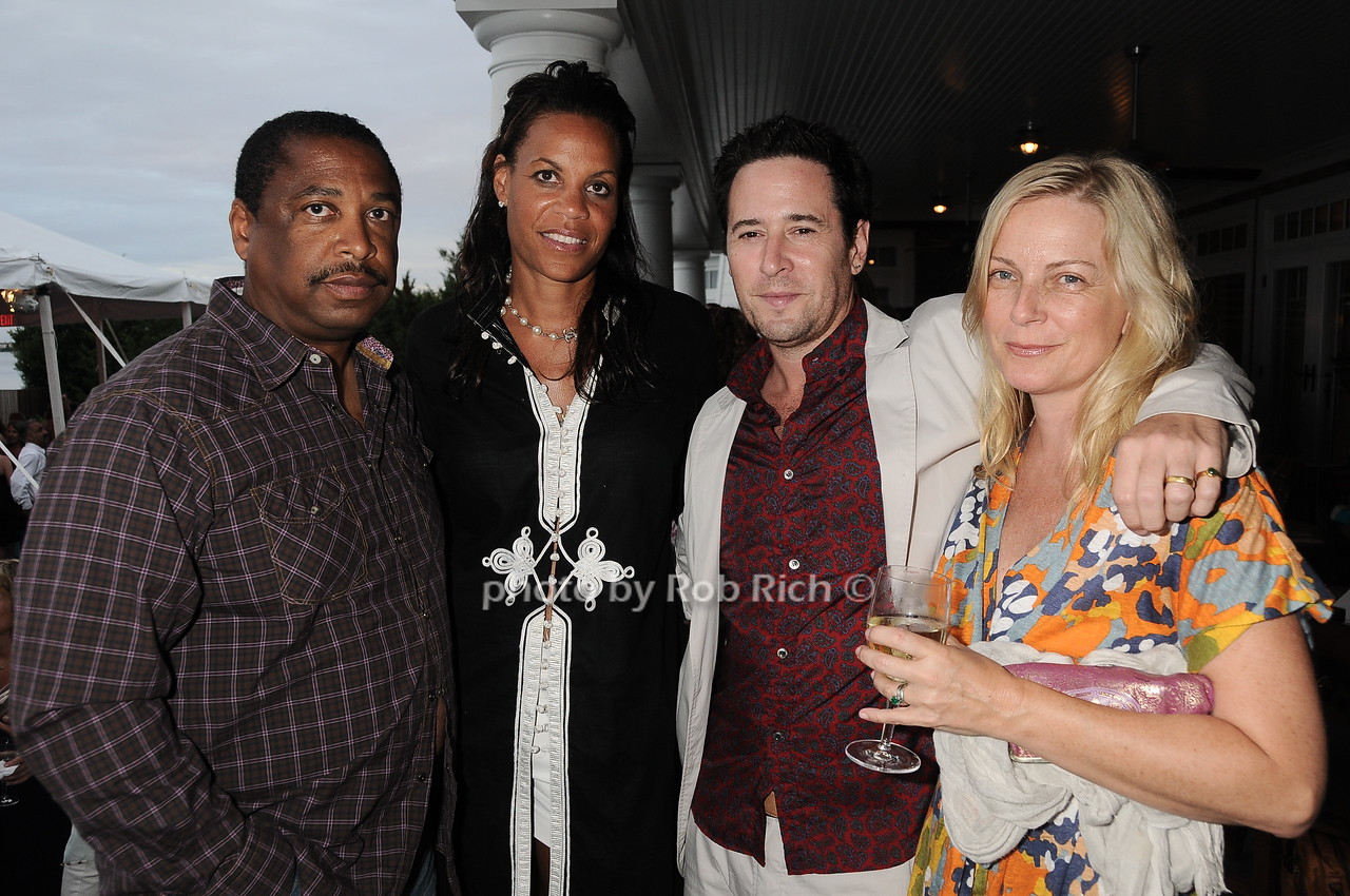 Tracy Maitlin, Kimberly Hatchett, Rob Marlow,, Debon Ayer