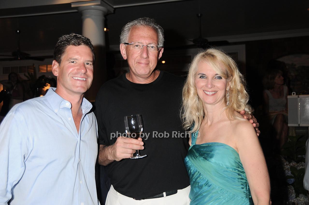 Don Freytag, Barry, Sara Galloway photo by Rob Rich © 2010 robwayne1@aol.com 516-676-3939