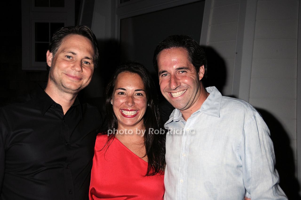Jason Binn, Samantha Marcus Yanks, David Yanks