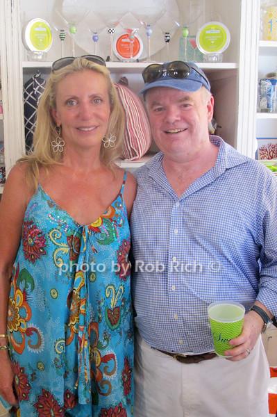 Catherine Carey and Bryan Carey