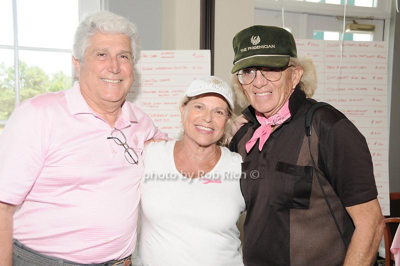 Joe Pontarelli, Marlene Feinstein, Stu Feinstein<br /> photo by Rob Rich © 2010 robwayne1@aol.com 516-676-3939