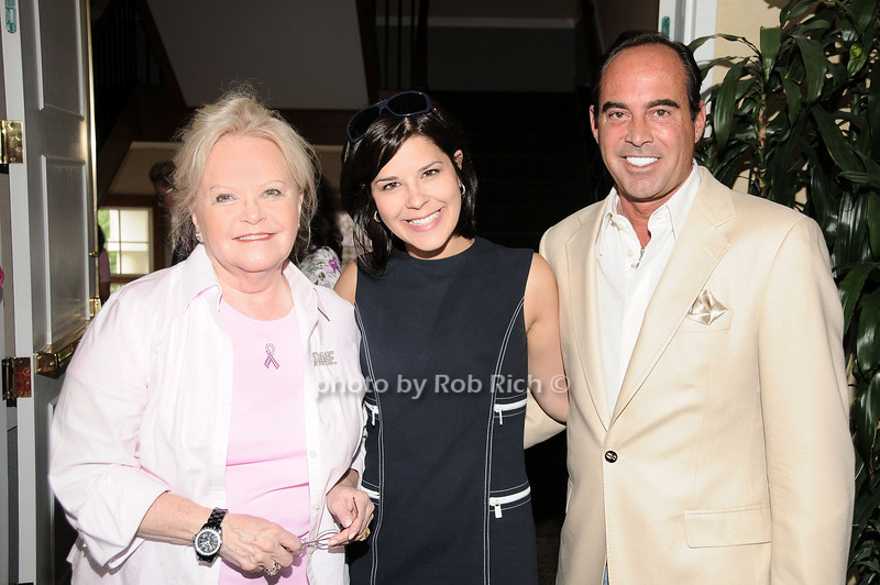 Jane Pontarelli, Nicole Mancini, Tony Scardino<br /> photo by Rob Rich © 2010 robwayne1@aol.com 516-676-3939