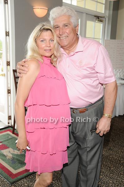 Camille Lundengard, Joe Pontarelli<br /> photo by Rob Rich © 2010 robwayne1@aol.com 516-676-3939