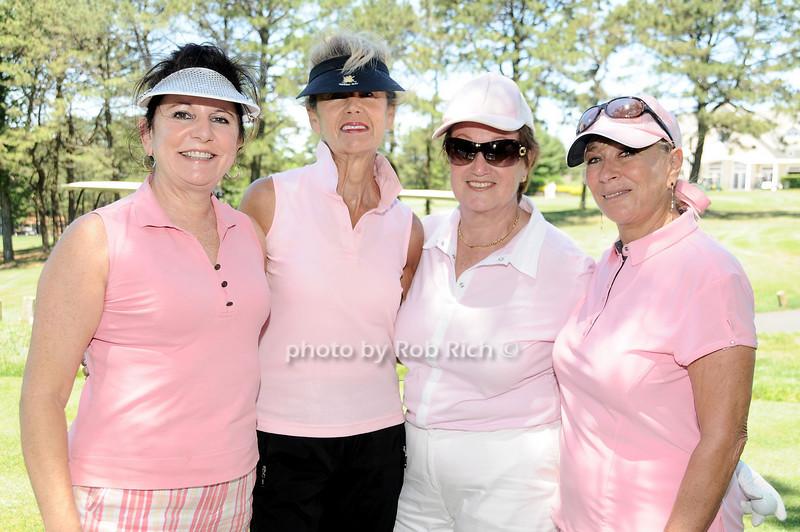 Ronni  Rosenstock, Frona Eisenberg, Elyse Lacher, Bernice Berman<br /> photo by Rob Rich © 2010 robwayne1@aol.com 516-676-3939