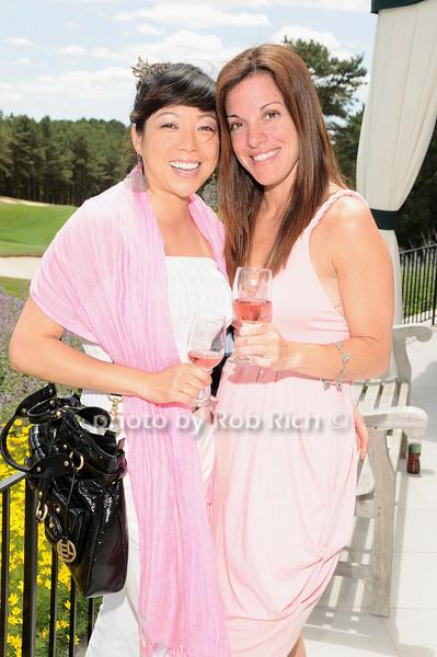 Amy Ma, Lisa Hartman<br /> photo by Rob Rich © 2010 robwayne1@aol.com 516-676-3939