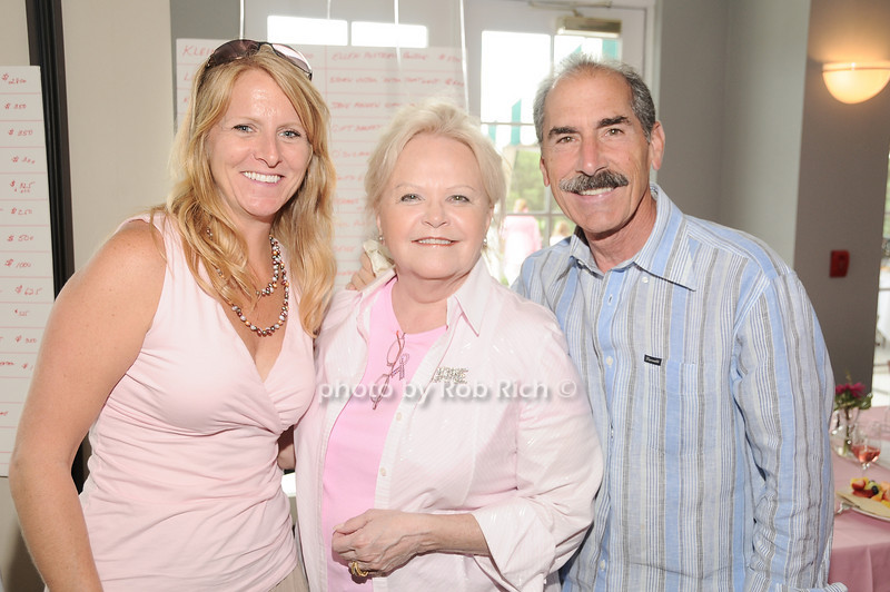 Barbara Rasmussen, Stanley Pine, Jane Pontarelli<br /> photo by Rob Rich © 2010 robwayne1@aol.com 516-676-3939