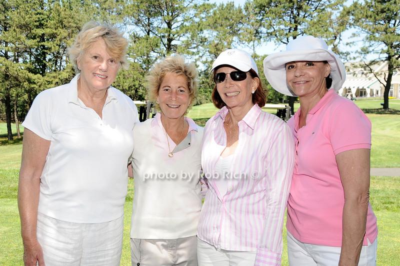 Sue Oconnell, Phyllis Poland-Ferriter, Rowann Villency, Linda Kleinerman<br /> photo by Rob Rich © 2010 robwayne1@aol.com 516-676-3939