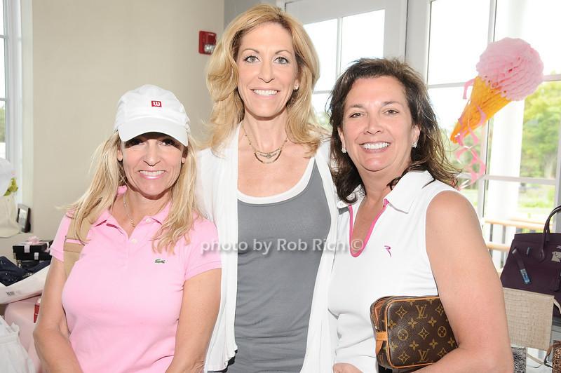 Rona Landman, Shawn Gladstone, Helaine Strauss<br /> photo by Rob Rich © 2010 robwayne1@aol.com 516-676-3939