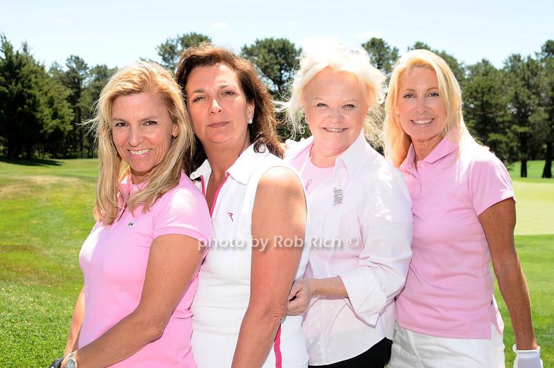 Rona Landman, Helaine Strauss, Jane Pontarelli ,Fern Fodiman<br /> photo by Rob Rich © 2010 robwayne1@aol.com 516-676-3939