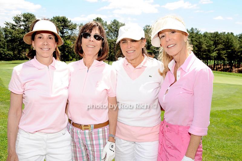Linda Reinig, Joan Rosen, Mona Davis, Laurie Gellin<br /> photo by Rob Rich © 2010 robwayne1@aol.com 516-676-3939