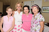 Linda Hirschfeld, Carolyn Koslow, Marelyn Barry, <br /> Kathy Kampel<br /> photo by Rob Rich © 2010 robwayne1@aol.com 516-676-3939