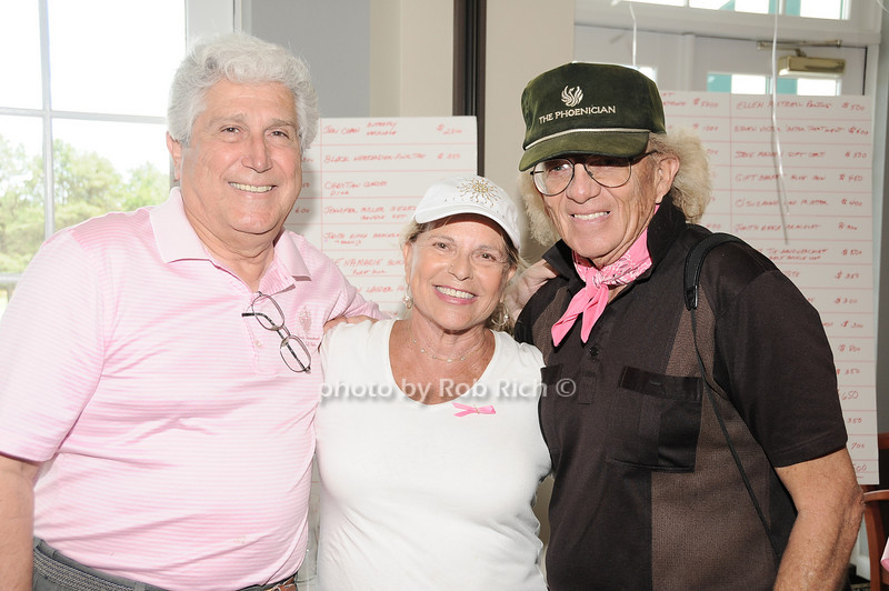 Joe Pontarelli, Marlene Feinstein, Stu Feinstein<br /> photo by Rob Rich © 2010 robwayne1@aol.com 516-676-3939