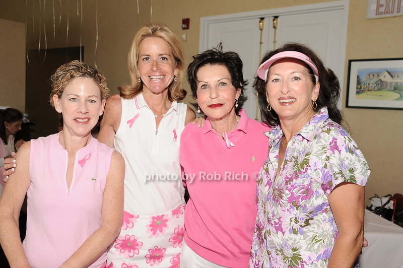 Linda Hirschfeld, Carolyn Koslow, Marelyn Barry, <br /> Kathy Kampel<br /> photo by Rob Rich © 2010 robwayne1@aol.com 516-676-3939