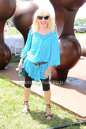 Betsey Johnson attends Super Saturday 13 to benefit the Ovarian Cancer Research Fund @ Nova's Ark Project in Water Mill. on July 31,2010. photo by Rob Rich/SocietyAllure.com