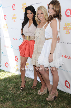 Kim Khardashian, Kelly Ripa, Ashlee Greene<br /> photo by Rob Rich © 2010 robwayne1@aol.com 516-676-3939