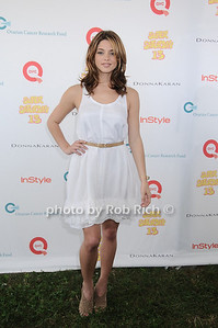 Ashley Greene attends Super Saturday 13 to benefit the Ovarian Cancer Research Fund @ Nova's Ark Project in Water Mill. on July 31,2010. photo by Rob Rich/SocietyAllure.com